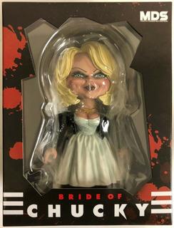 Bride Of Chucky Tiffany Mezco Designer Series Mds Replay