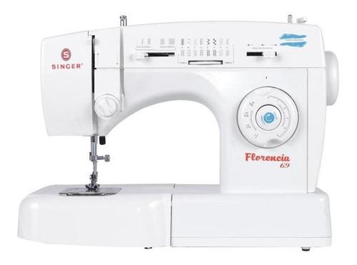 Máquina de coser Singer Florencia 69 blanca 220V