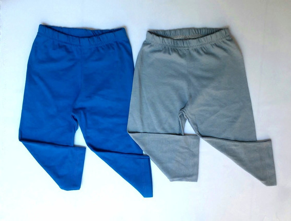 Kit 2 Pantalones Algodón Niño - Latina