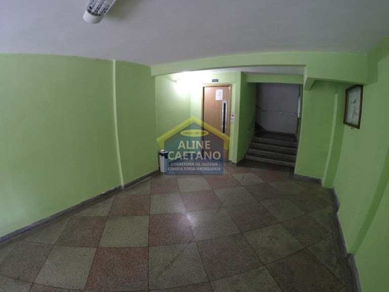 Apartamento Com 1 Dorm, Ocian, Praia Grande - R$ 139 Mil, Cod: Ac4053 - Vac4053