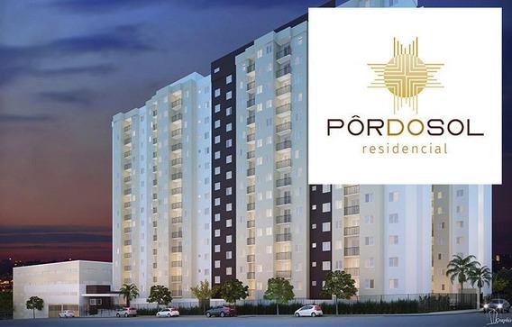 Apartamento Com 2 Dormitórios À Venda, 55 M² Por R$ 195.693,78 - Morumbi - Piracicaba/sp - Ap1702