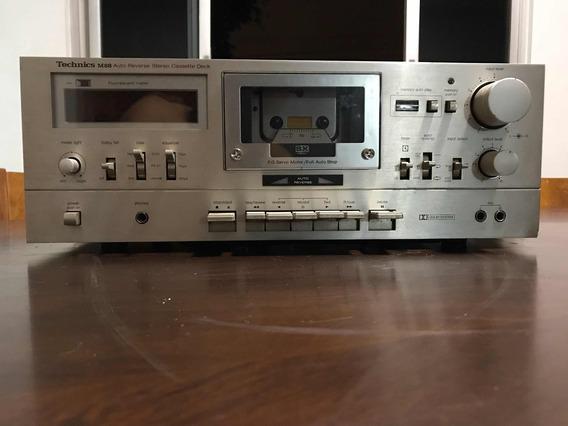 Tape Deck Technics M68 N/ Akai Teac Marantz Jbl Nakamichi