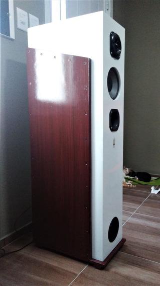 Caixas De Som, Para Receiver, Amplificadores Ou Mini Systens