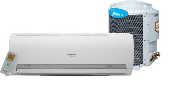 Ar Condicionado Sringer Midea 12.000 Btu/h Frio Branco