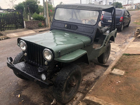 Jeep Cj3 Willys