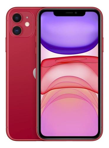 Imagen 1 de 7 de Apple iPhone 11 (64 GB) - (PRODUCT)RED
