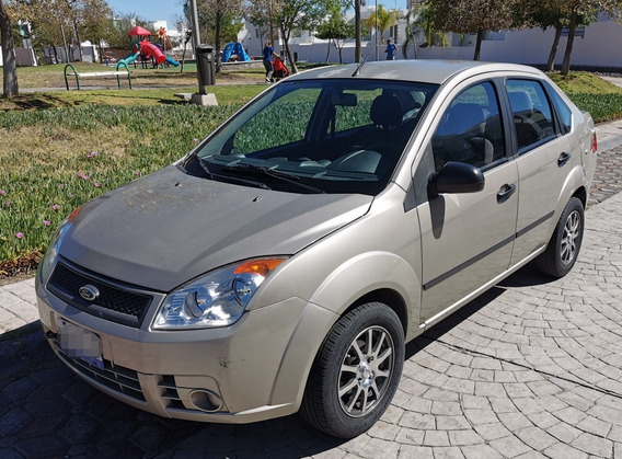 Ford Fiesta 1.6 First 5vel Aa Sedan Mt 2008