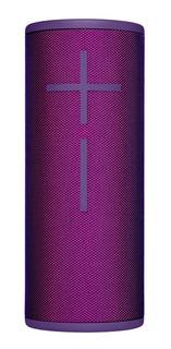 Parlante Logitech Ue Boom 3 Violeta Sonido 360° Agua Mexx
