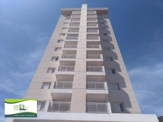 Apto. Residencial 6º Andar - Alto Padrão - Centro De Caieiras. - Ap0013