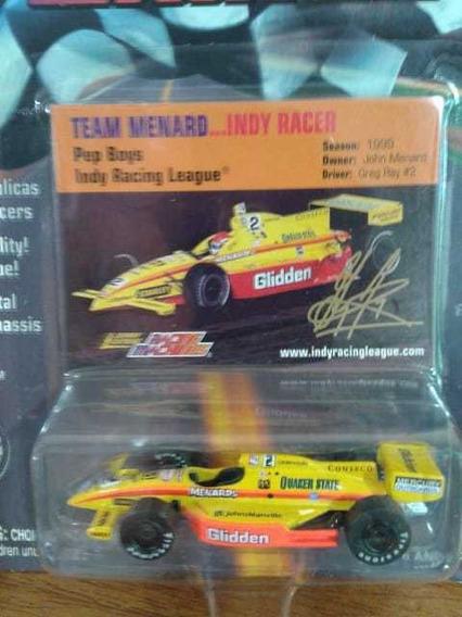 Greg Ray #2 Indycar Racer Team Menard Esc 1:64