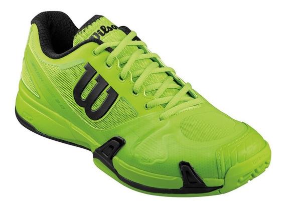 Zapatillas Wilson Rush Pro 2.0 Tenis Padel Voley Envios Pais