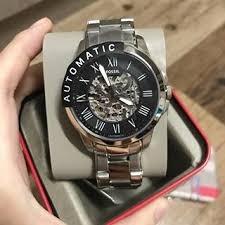 Reloj Fossil Automatico Me3103 Originales Nuevos En Caja