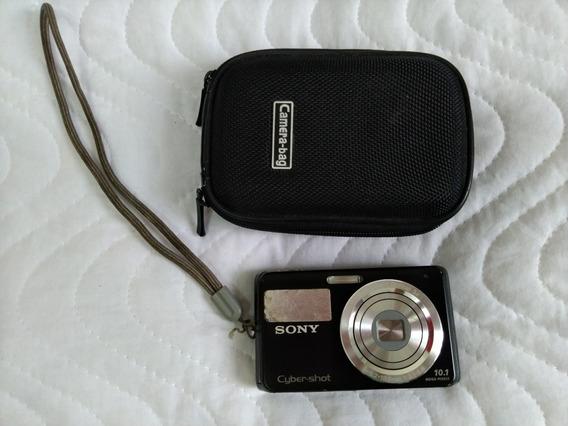 Câmera Fotográfica Sony 10.1 Mega Pixels