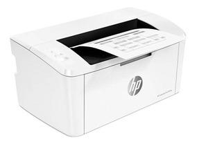 Impressora Laser Hp Jet Pro M15w Wi-fi