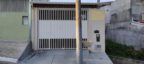 Casa Com 2 Dormitórios À Venda, 70 M² Por R$ 275.000,00 - Monte Castelo - São José Dos Campos/sp - Ca1257
