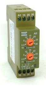 Relé Temporizador Ciclico Ad 30 Seg 90-242v Ad-hfs-p Coel