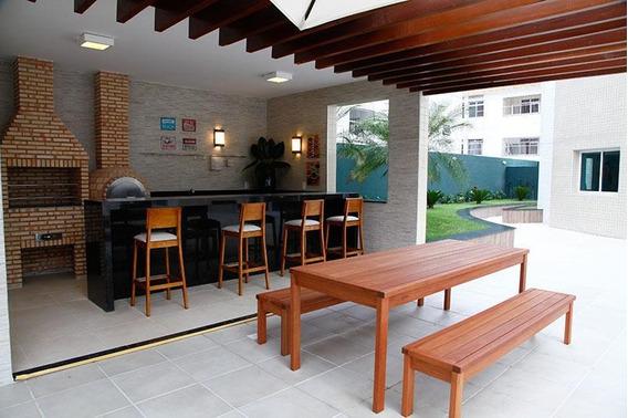 Apartamento Em Cocó, Fortaleza/ce De 80m² 3 Quartos Para Locação R$ 2.200,00/mes - Ap297429