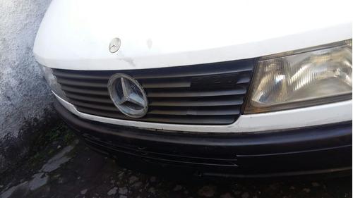 Mercedes-benz 412  - Baú Frigorífico