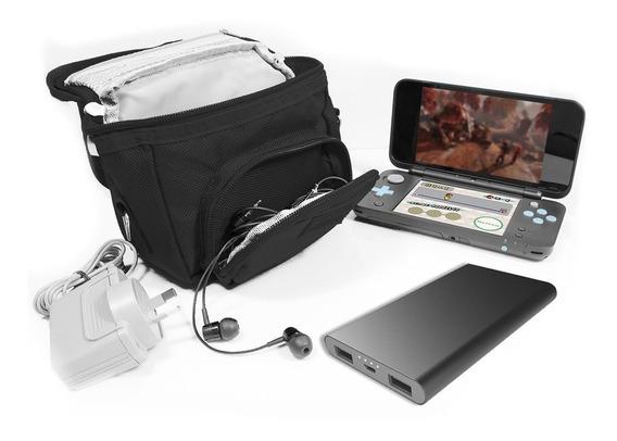Bolso Viaje Nintendo Ds 2dsxl 3dsxl 3ds / 3ds Xl Dsi