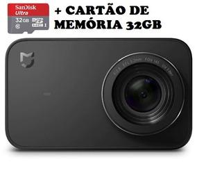 Xiaomi Mijia Camera Mini 4k 30fps Action Camera - No Brasil