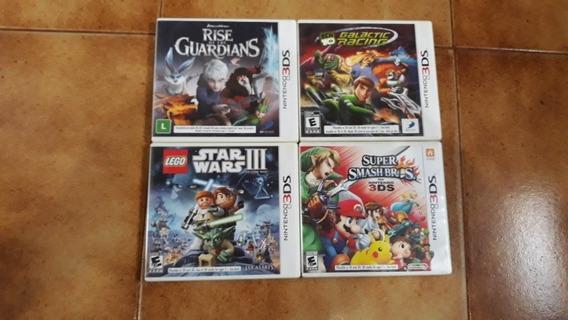 Jogos Nintendo 3ds 100%