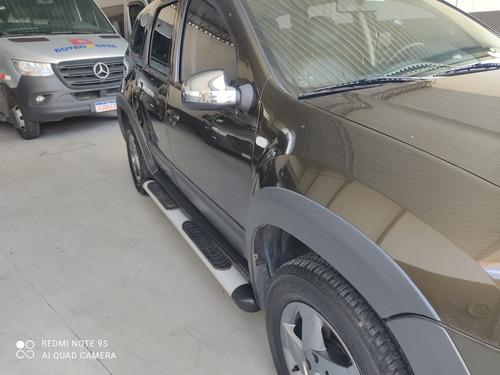 Imagem 1 de 15 de Renault Duster 2012 2.0 16v Dynamique 4x4 Hi-flex 5p