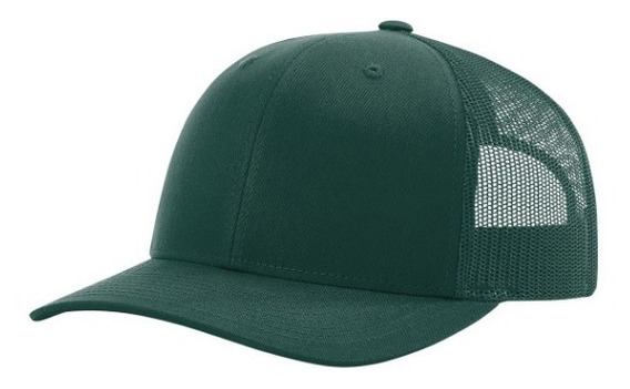 Gorra Richardson 112 Dark Green