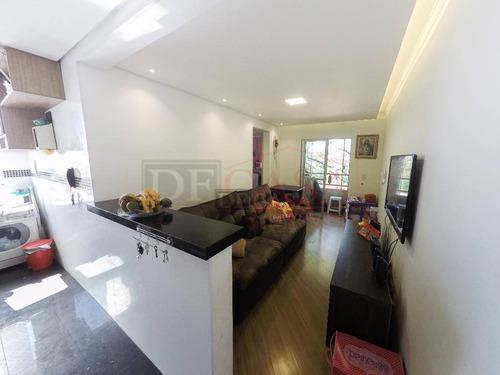 Imagem 1 de 25 de Apartamento Com 2 Dormitórios À Venda, 43 M² Por R$ 220.000,00 - Itaquera - São Paulo/sp - Ap5560