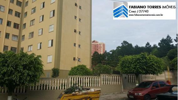 Apartamento Para Venda Em São Bernardo Do Campo, Tiradentes, 2 Dormitórios, 1 Banheiro, 1 Vaga - 1704