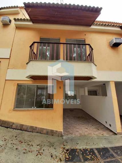 Casa Em Condomínio, 3 Quartos 1 Suíte, 1 Vaga, Tanque Jacarepagua - Abcn20001