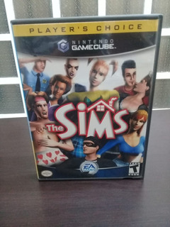 The Sims Nintendo Gamecube