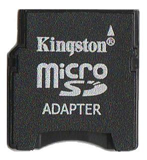 Adaptador Micro Sd P/ Mini Sd 100% Original Kingston Premium
