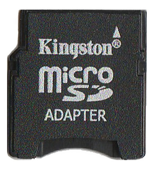 Adaptador Micro Sd P/ Mini Sd 100% Original Kingston Premium