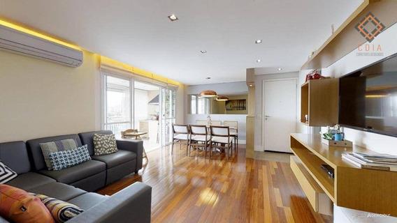 Apartamento Com 3 Dormitórios À Venda, 96 M² Por R$ 850.000,00 - Barra Funda - São Paulo/sp - Ap38586