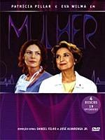 Box Dvd Seriado Mulher (original E Novo!)