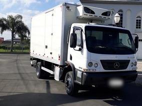 Mercedes-benz Accelo 1016 Refrigerado