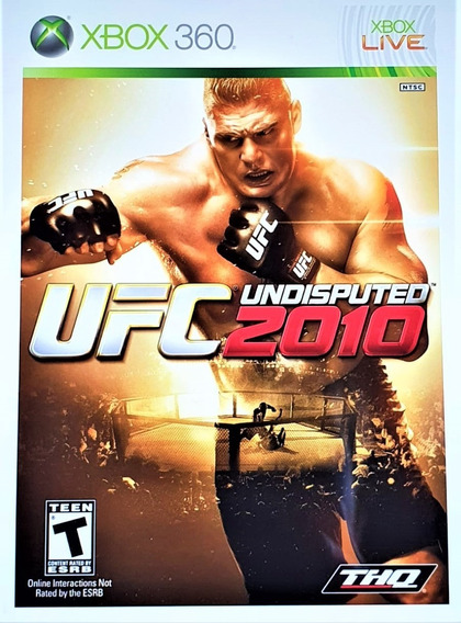 Game Ufc Undisputed 2010