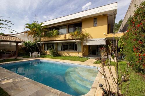 Imagem 1 de 26 de Casa À Venda, 358 M² Por R$ 3.200.000,00 - Jardim Guedala - São Paulo/sp - Ca0922