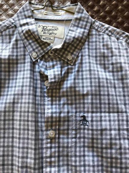 Camisa Original Penguin Hombre
