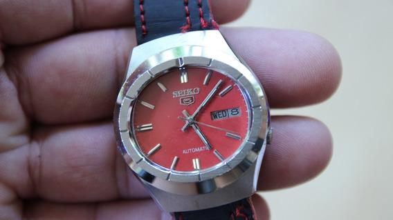 Relógio Seiko Oval Automático