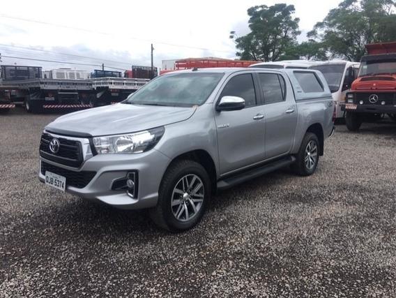 Toyota Hilux Srv Ano 2019/2019 Diesel 4x4 - Nova!!