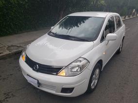 Nissan Tiida 4p Sedan Custom 6vel A/a
