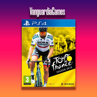 Tour De France 2019 Ps4 Digital Primaria