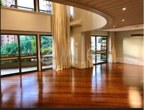 Imagem 1 de 30 de Apartamento À Venda Em Cambuí - Ap005480