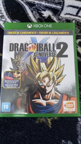 Dragonball Xenoverse 2 Xbox One Midia Fisica