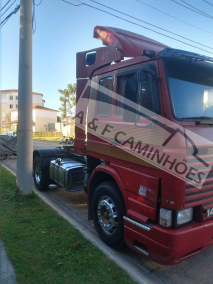 Scania R 142 Hs 1989 4x2
