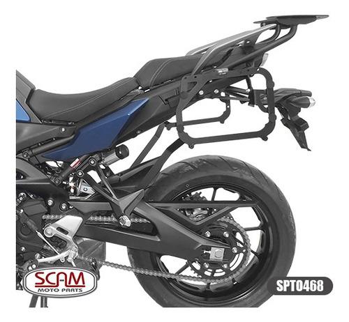 Imagem 1 de 3 de Suporte Baú Lateral Yamaha Tracer 900gt 2020+ Spto468 Scam