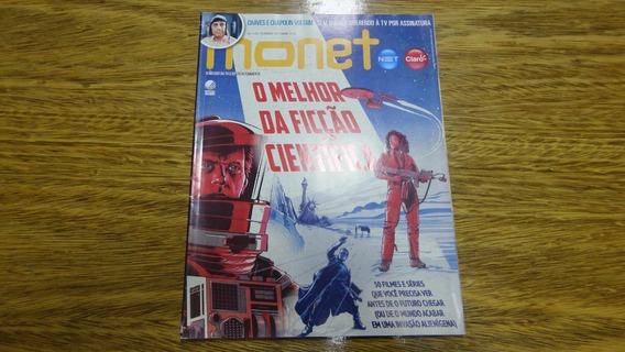Revista Monet # Reportagem Chaves E Chapolin # Frete R$ 10