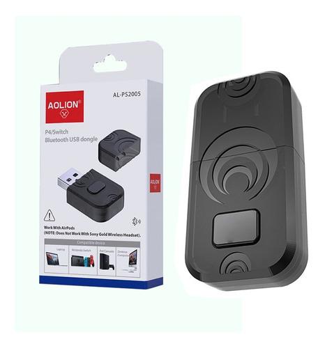 Imagen 1 de 7 de Ps5 - Transmisor De Auriculares Inalámbricos Bluetooth