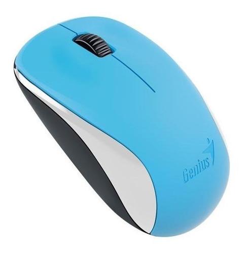 Mouse Inalámbrico Genius Nx-7000 Ocean Blue